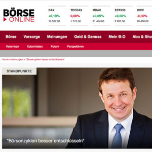 Börsenzyklen, Börse, Anlegen, Artikel, Branchen, Aktienanalyse