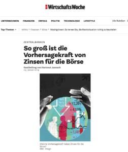 Gastbeitrag, WiSo, Wirtschaftswoche, Hartmut Jaensch