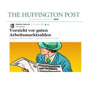 Huffington Post-Blogbeitrag 160831