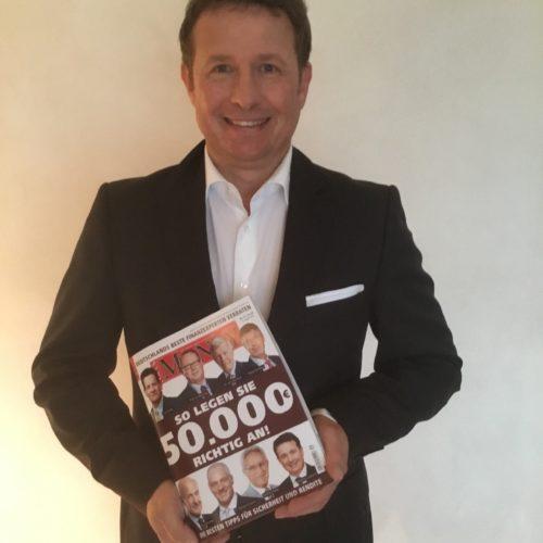 <small><em> 15. August 2018: Focus Money</em></small><br/>So legen Sie 50.000 € richtig an!