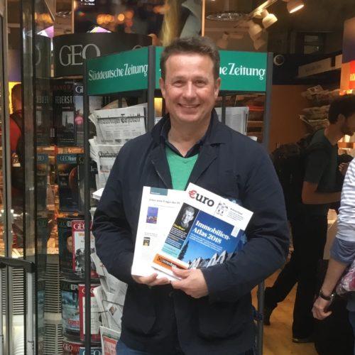 <small><em> 26. September 2018: €uro-Magazin</em></small><br/>Alles eine Frage der Praxis