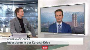 n-tv-Interview mit Hartmut Jaensch