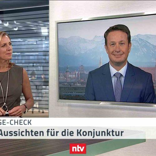 <small><em> 29. Juli 2020: n-tv Telebörse</em></small><br/>Hartmut Jaensch im n-tv-Geldanlage-Check: War das schon das Ende der Rallye?